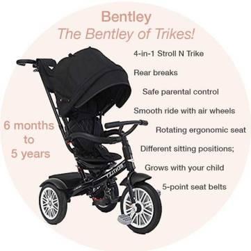 Bentley-Trike