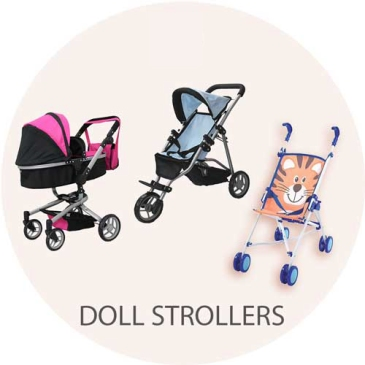 doll-strollers