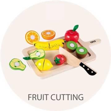 fruit-cutting