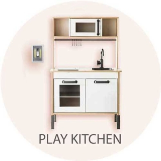 GIFT- play kitchen