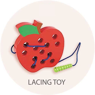 lacing-toy