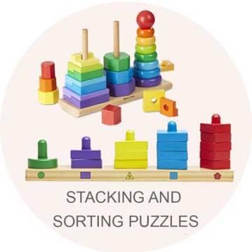 Stacking-toys
