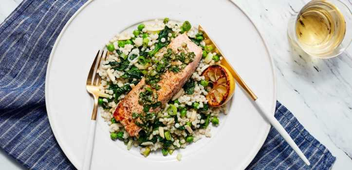 hero_2707_Salmon_with_Salsa_Verde_and_Israeli_Couscous___HERO
